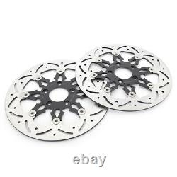 11.8 Front Brake Discs Rotors For Touring Road King Electra Glide Street Glide