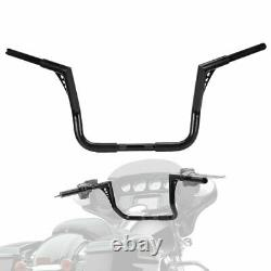 12 Inch Handlebar Rise Ape Hangers For Touring Electra Street Road King Glide