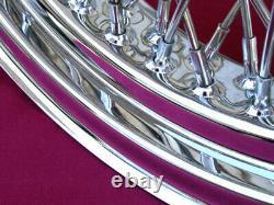 16x3.5 80 Spoke Front Wheel 00-07 Harley Street Road King Ultra Glide Touring