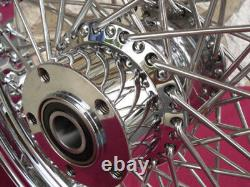 18x3.5 Kcint 60 Spoke Front Wheel 00-07 Harley Street Road Glide King Ultra