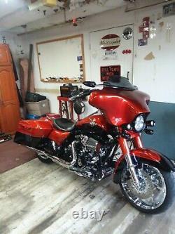 2014 Harley-Davidson Street