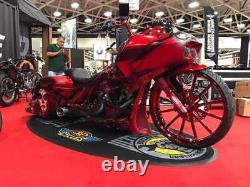 21 Inch Centerfold Motorcycle Wheels Harley Bagger Road Street Glide King