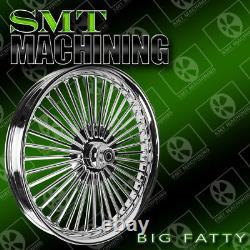 21x5.5 Inch Big Fatty CUSTOM HARLEY WHEEL ROAD STREET KING GLIDE SMT MACHINING