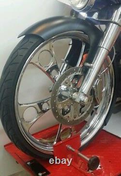 23 Wrap Fender For Harley Davidson Touring Road King Street Glide V nose Flh