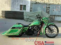 26 inch wheel bolt Three tree kit for Harley Street Glide Road Glide Road King