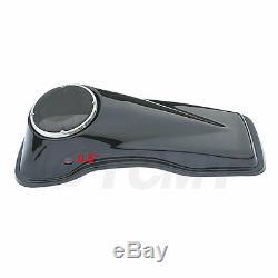 6.5 Saddlebag Speaker Lids For Harley Touring Street Glide Road King 2014-2020