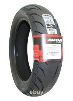 Avon Cobra Chrome Rear 180/65b16 Tire Harley Road King Electra Glide Street