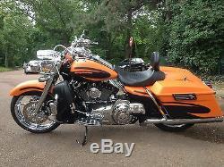 Bagger Solo WithBackrest, Street Glide, Road King Ultra Road Glide, C&C Custom Seat