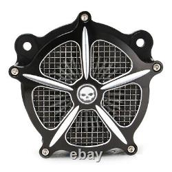 CNC Air Cleaner intake filter for Harley Touring Electra Street Glide Road King