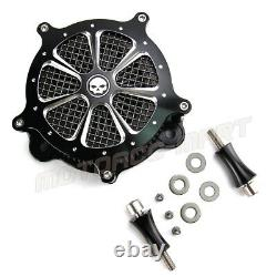 CVO Ultra Air Cleaner Filter For Harley Street Glide Limited Road King 2008-2016