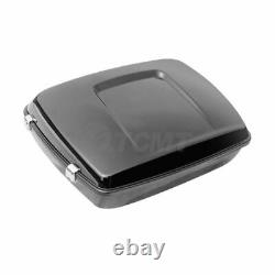 Chopped Trunk For Harley Tour Pak Pack CVO Road King Street Electra Glide 14-20