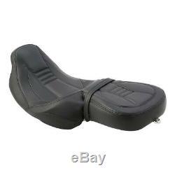 Driver Passenger Pillion Seat For Harley CVO Street Road King Glide 2009-2020 19