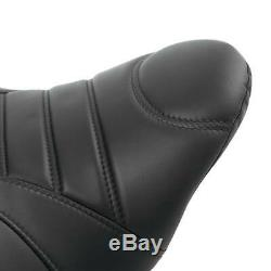 Driver Passenger Seat For Harley Touring Electra Road King Street Glide 09-2020