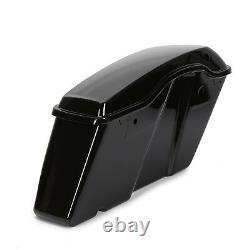 Hard Saddlebags Saddle bag for Harley Road King Electra Street Glide 2014-2020