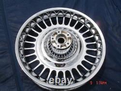 Harley Chrome Knuckle 28 Spoke Wheels 09-17 Road King Street Glide Outright Sale