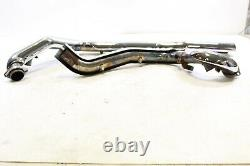 Harley-Davidson Electra Street Road King Exhaust Header Pipes for TRUE DUALS
