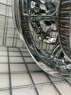 Harley Enforcer Rear-wheel Chrome 2014 Road King Street Glide Touring (exchange)