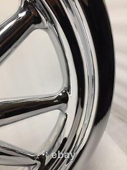 Harley Street Electra Glide Road King Touring Wheels 2000 08 Rims (exchange)