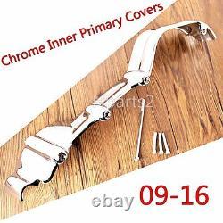 Inner Primary Covers For Harley Touring Street Glide Road King FLHX FLHR 09-16