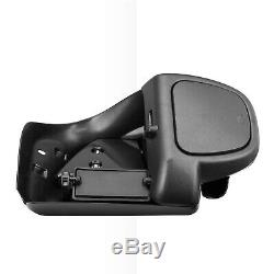 Lower Vented Fairing Leg Glove Box For Road Glide Road King Street Glide 14-2020