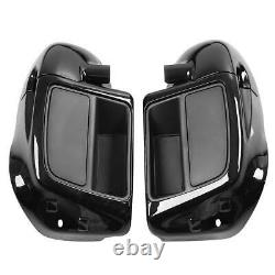 Lower Vented Leg Fairing Fit For Harley Touring Street Glide Road King 2014-2021