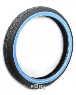 Metzeler White Wall 120/70-21 Me888 Front Tire Road King Street Glide Electra