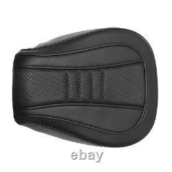 Passenger Rider Seat For Harley Touring Road King Ultra CVO Limited Street Glide