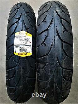 Pirelli Night Dragon Front/rear Tire Set Harley Road King Electra Glide Street