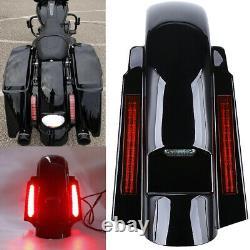 Rear Fender Fascia LED Light For Harley Touring Road King FLHR Street Glide FLHX