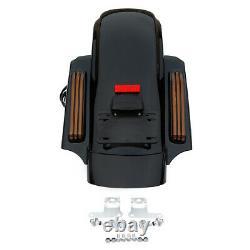 Rear Fender LED System Fit For Harley Road King Street Electra Glide 14-2021 CVO