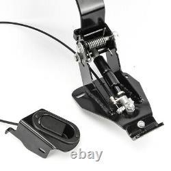 Rider Backrest Adjustable For Harley Touring Street Glide Road King 09-19 FLTRX