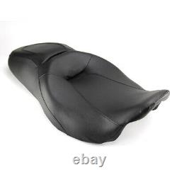 Rider Driver Passenger Two Up Seat for Harley Touring Road King Street Glide FLH