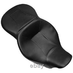 Rider and Passenger Seat For Harley Touring Street Electra Glide Road King 09-20