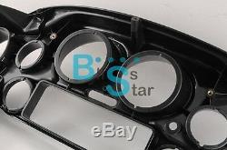 Vivid Black Inner Batwing Fairing For Harley Road King Street Glide Electra