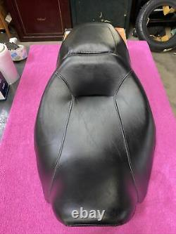 08-19 Harley Touring Seat Street Glide Electra Ultra Road Glide King