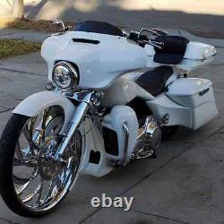 21 Pouces El Kurwa Motorcycle Wheels Harley Bagger Road Road Glide King