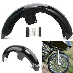 21 Wrap Front Fender Pour Harley Touring Electra Street Road Glide King Baggers