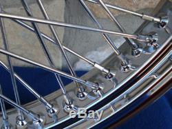 21x3.5 Kcint Dna 60 Spoke Roue Avant 00-07 Harley Ultra Road King Street Glide