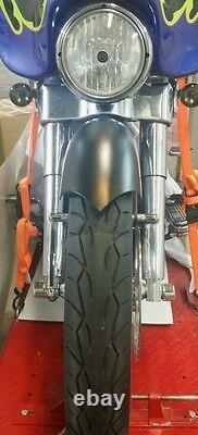 23 Wrap Fender Pour Harley Davidson Touring Road King Street Glide V Nez Flh