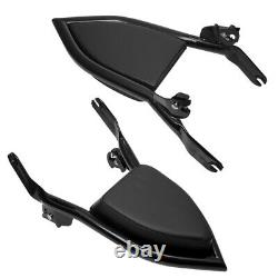Backrest Sissy Bar Fit For Touring Cvo Road Street Electra Glide Road King USA