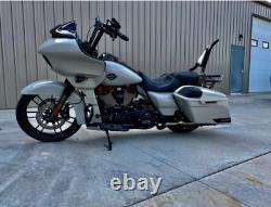 Backrest Sissy Bar Pour Harley Davidson Cvo Road Glide / Street Glide / Road King