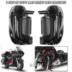Bas Vented Leg Carérage Pour Harley Touring Road King Electra Street Glide 83-13