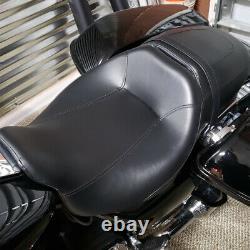 Conducteur Passager Deux Places Vers Le Haut Pour Harley Touring Road King Street Glide Flh