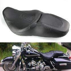 Conducteur Passager Fit Siège Pour Harley Street Glide Touring Road King 2008-2020