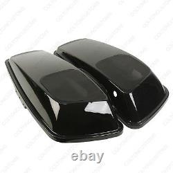 Couvercles 6x9 Speaker Pour 2014-2021 Harley Saddlebags Street Road King Glide