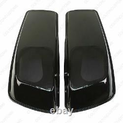 Couvercles De Haut-parleur Abs 6x9 Pour 2014-2020 Harley Saddlebags Street Road King Glide