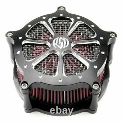 Filtre À Air Plus Propre D'admission Pour Harley Dyna Softail Touring Road King Street Glide