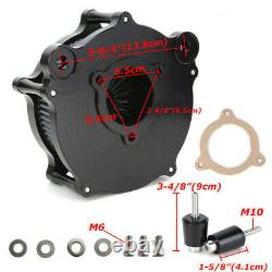 Filtre D'admission Cnc Air Cleaner Pour Harley Touring Electra Street Glide Road King