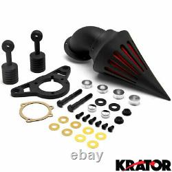 Filtre D'admission D'air Spike Pour 2002-2007 Harley Touring Road King Street Glide