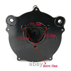 Filtre Nettoyant À Air Ultra Cvo Pour Harley Street Glide Limited Road King 2008-2016